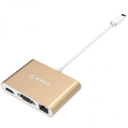 تبدیل چند کاره USB C RCNB VGA