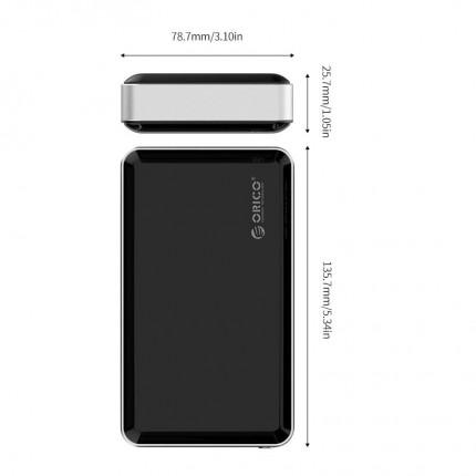 باکس هارد وایرلس 2.5 اینچ 2567W ORICO