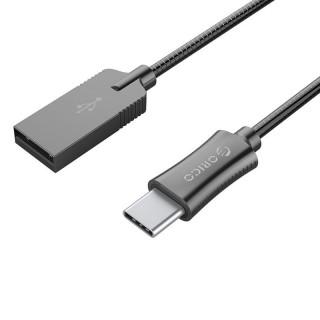 کابل فلزی USB Type C HTS-10
