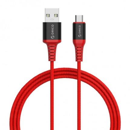 کابل شارژر کنفی micro USB MTK-10