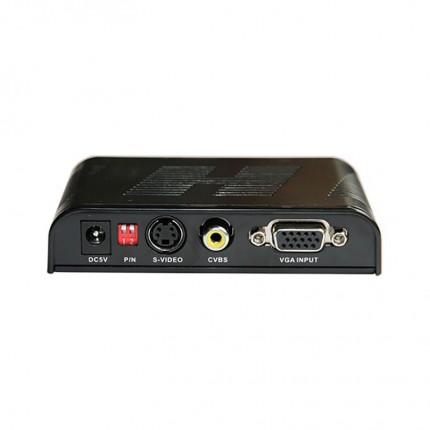 تبدیل VGA به S-Video/RCA LKV200N