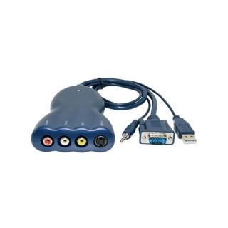 تبدیل VGA به سه فیش با صدا LKV3000