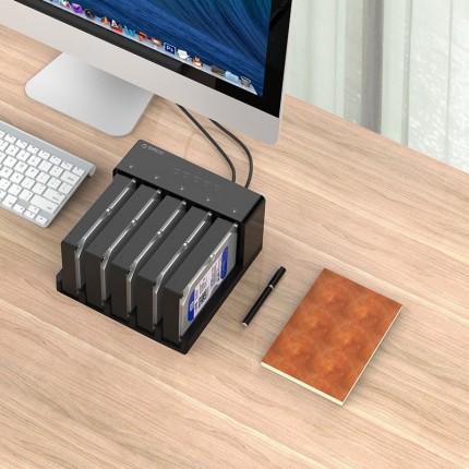 کپی کننده هارد 6558US3-C USB 3.0 ORICO