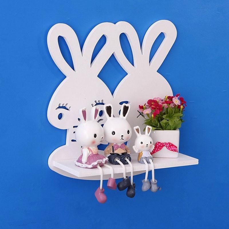 شلف دیواری اتاق کودک خرگوش