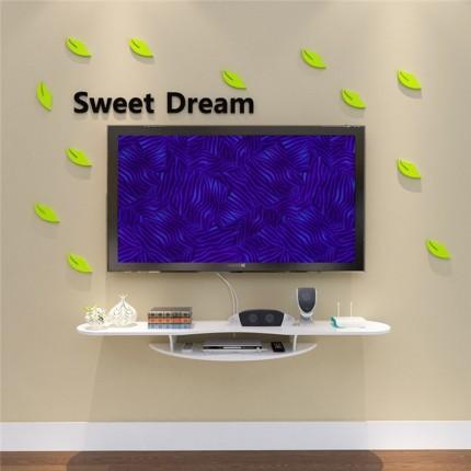 شلف دیواری تلویزیون عریض