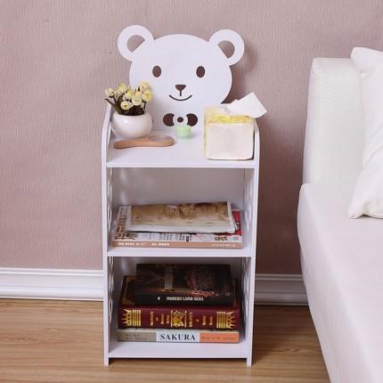 شلف ایستاده کودک خرس سه طبقه