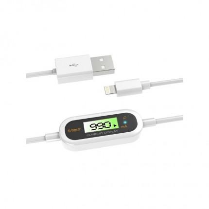 کابل شارژر اپل آیفون ORICO LCD-10