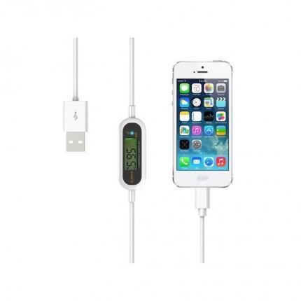 کابل شارژر اپل iPhone ORICO LCD-10