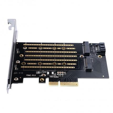 کارت PCI Express 3.0 M2 NVME اوریکو