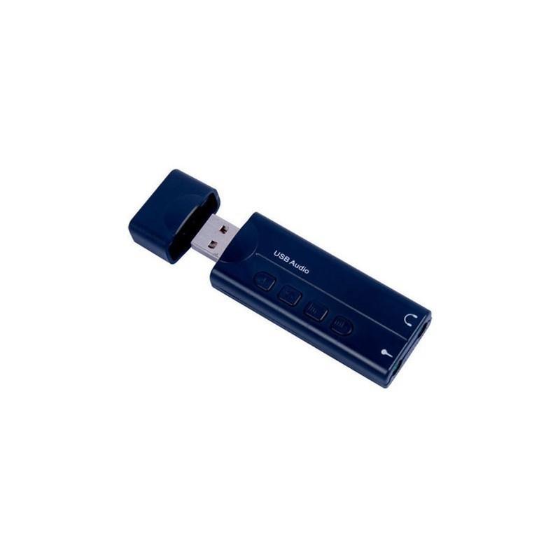 تبدیل USB به صدا 7.1 فرانت