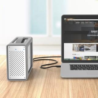 باکس آلومینیومی RS200RC3 ORICO USB 3.1