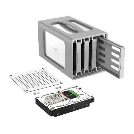 باکس آلومینیومی RS400RC3 ORICO USB 3.1