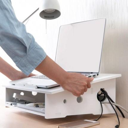 استند لپ تاپ رومیزی