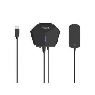تبدیل افزایش USB 2.0 روی LAN تا 60 متر