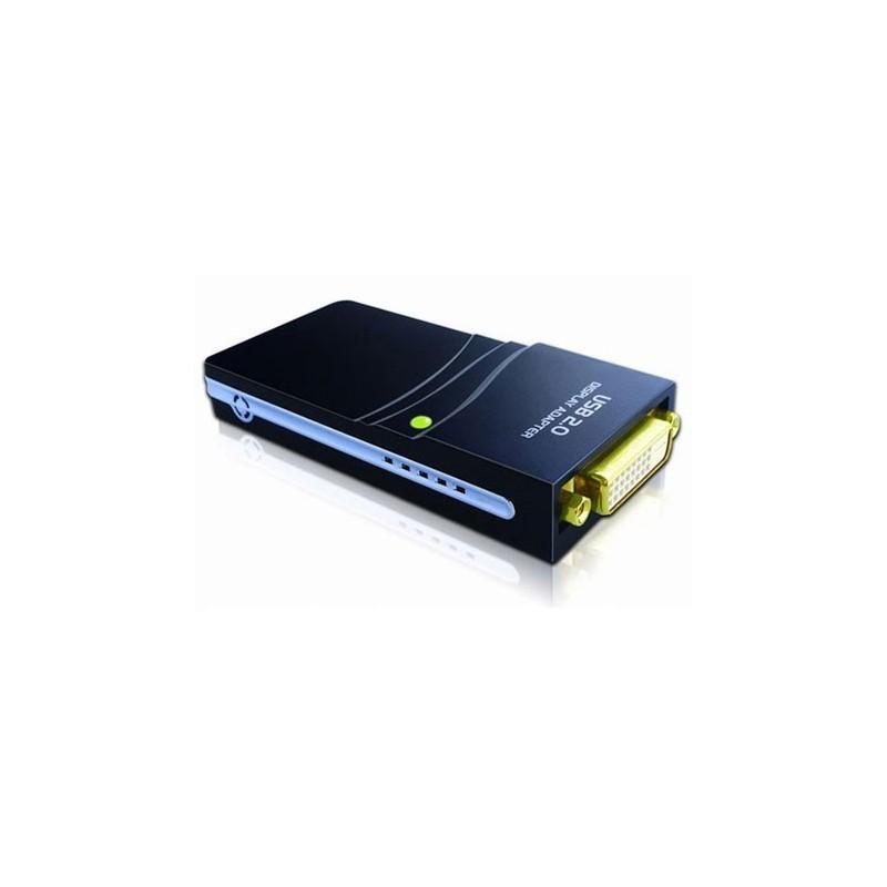 تبدیل USB به HDMI/VGA/DVI فرانت