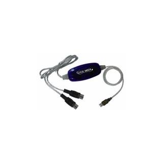 دیتا سوئیچ USB 2.0 اتوماتیک 4 پورت