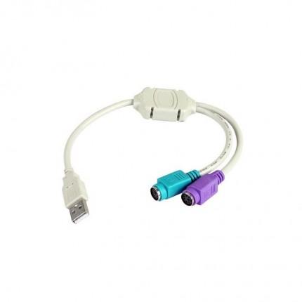 تبدیل کی بورد و ماوس PS2/USB