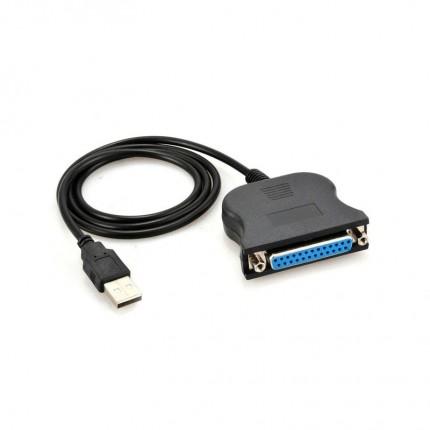 تبدیل پارالل DB25 به USB