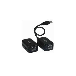 افزایش دهنده USB تا 60 متر اکتیو