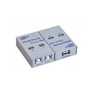 دیتا سوئیچ USB 2.0 اتوماتیک 2 پورت