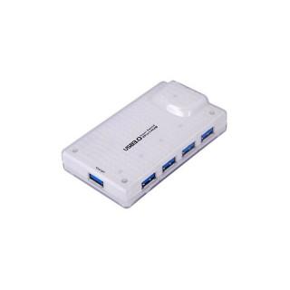 هاب USB 3.0 فرانت با پورت شارژ