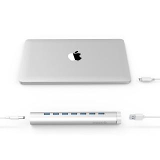 هاب USB 3.0 مک بوک ARH7-U3 ORICO