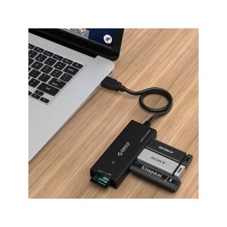 هاب و رم ریدر USB3 لپ تاپ اوریکو H33TS-U3