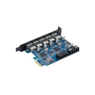 چند راهی برق USB ORICO HPC-4A5U