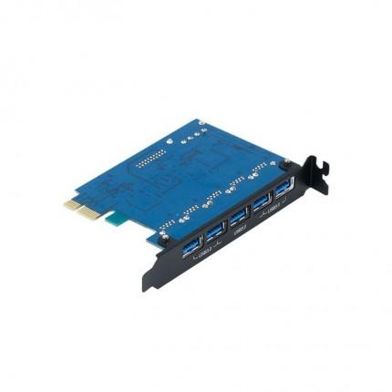 کارت USB3.0 PVU3-5O2I ORICO