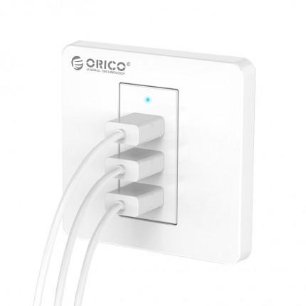 پریز USB دار ECA-3U ORICO