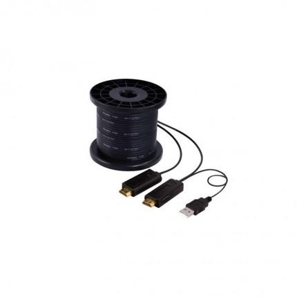 کابل HDMI بلند فیبر نوری Fiber Optic