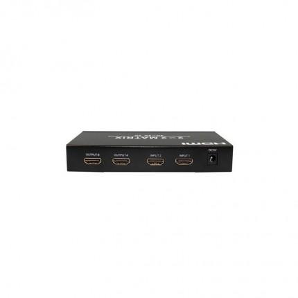 ماتریکس HDMI 2x2 فرانت