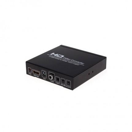 تبدیل 3 فیش به HDMI
