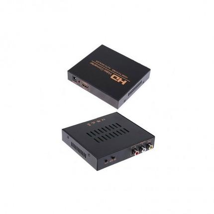 تبدیل HDMI به سه فیش فرانت