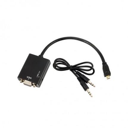 تبدیل micro HDMI به VGA