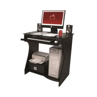 میز کامپیوتر شیشه ای 2007G