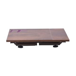 میز لپ تاپ زمینی تاشو بزرگ