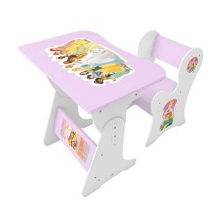 میز تحریر دخترانه سیندرلا