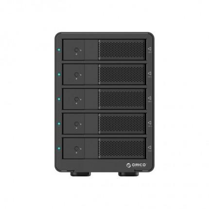 باکس هارد 5 تایی ORICO USB 3.0 RAID 9558RU3