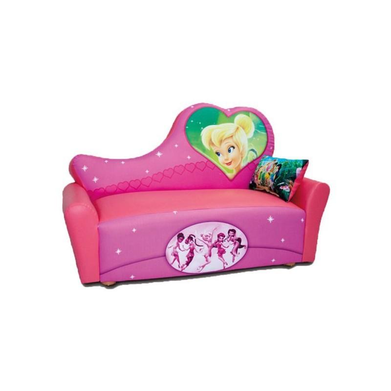 کاناپه کودک تینکربل Tinker Bell