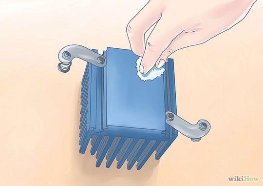 تمیز کردن سطح هیت سینک
