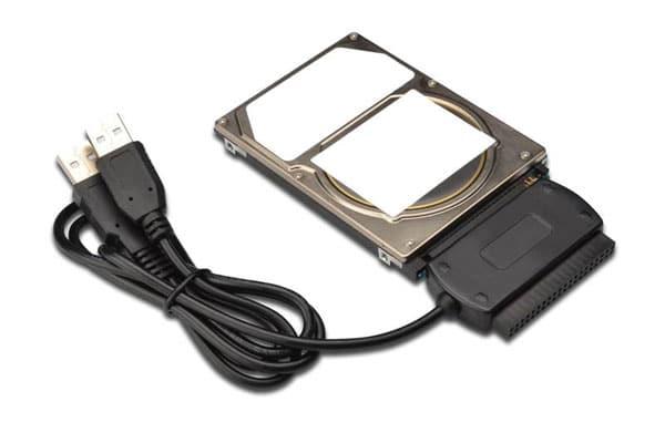 راهنمای وصل کردن هارد ساتا SATA و IDE به USB کامپیوتر