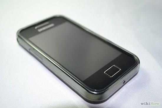 نصب محافظ صفحه موبایل