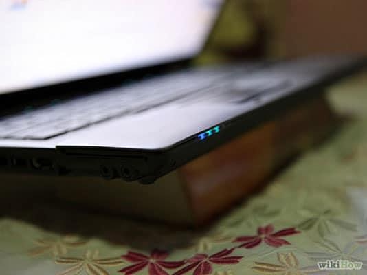 جلوگیری از داغ شدن لپ تاپ