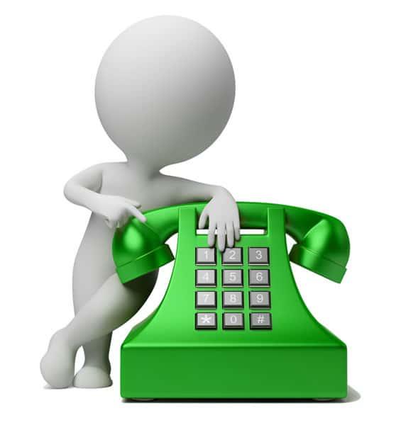 انتقال مکالمه تلفن ثابت