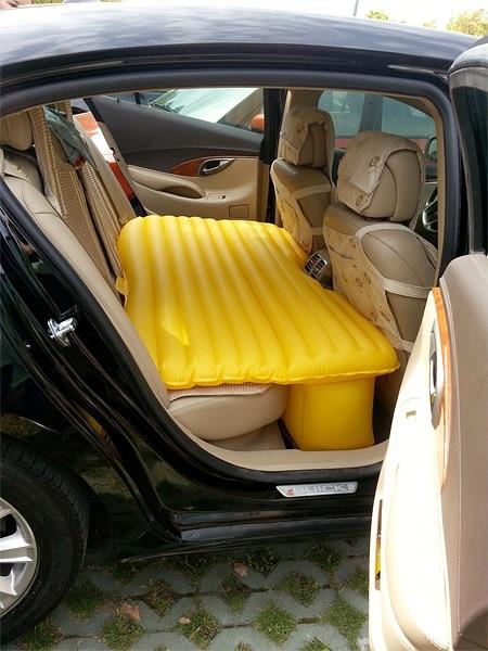 تشک بادی صندلی ماشین