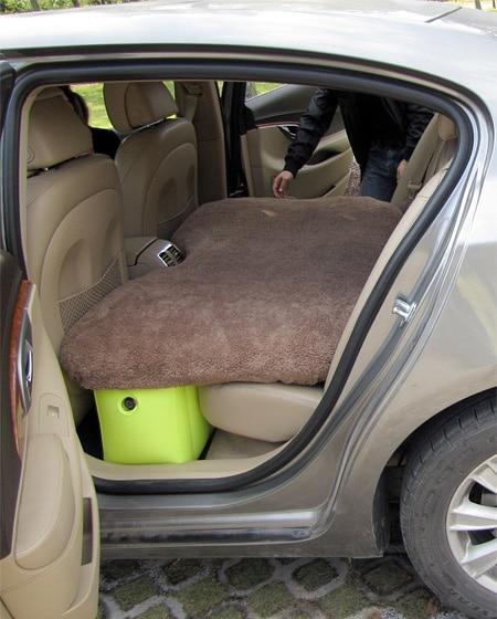 تخت خواب بادی ماشین
