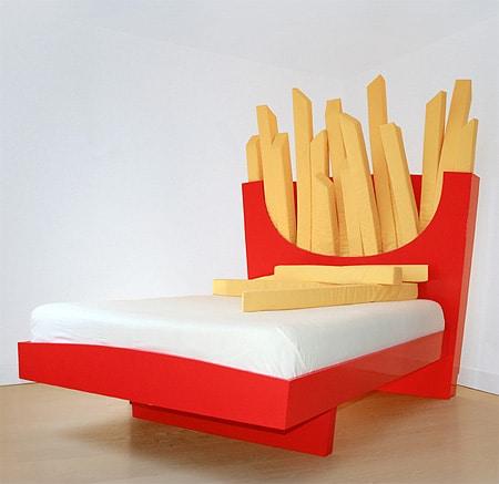 تخت خواب مک دونالد