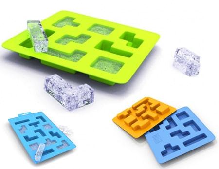 قالب یخ پازل Tetris