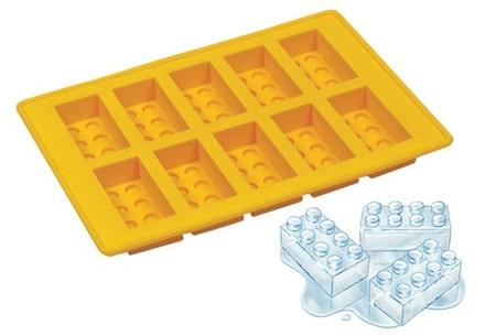 قالب یخ Lego